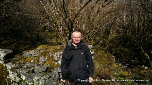 Tony Kirby from Heart of the Burren Walsk