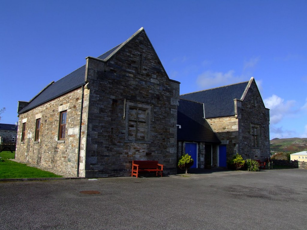Dunfanaghy Workhouse by Willie Angus