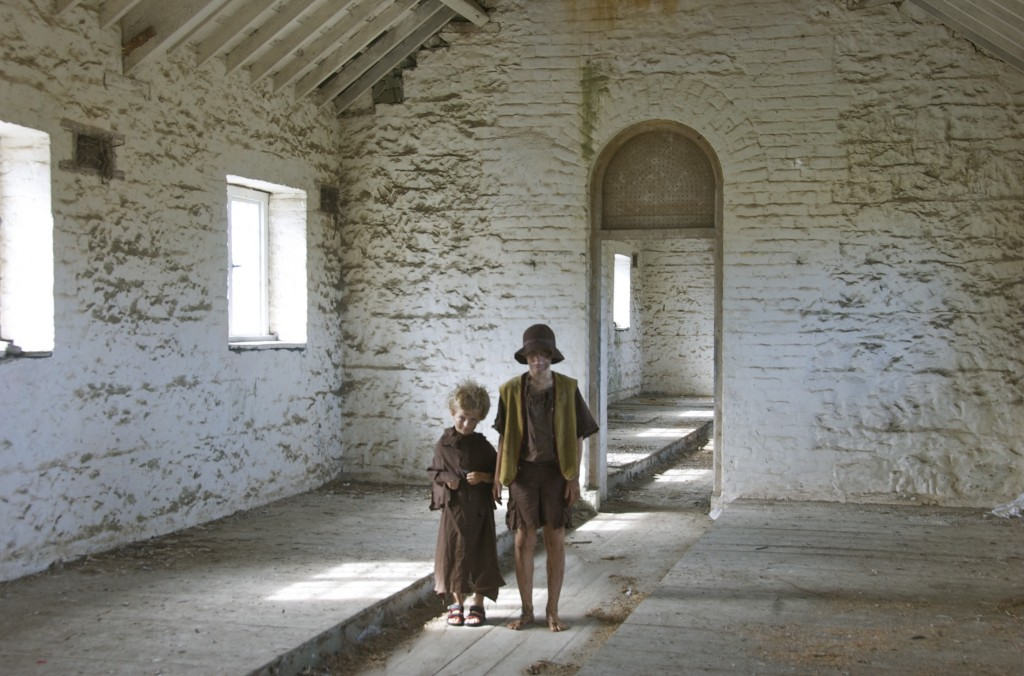 Portumna Children in Workhouse