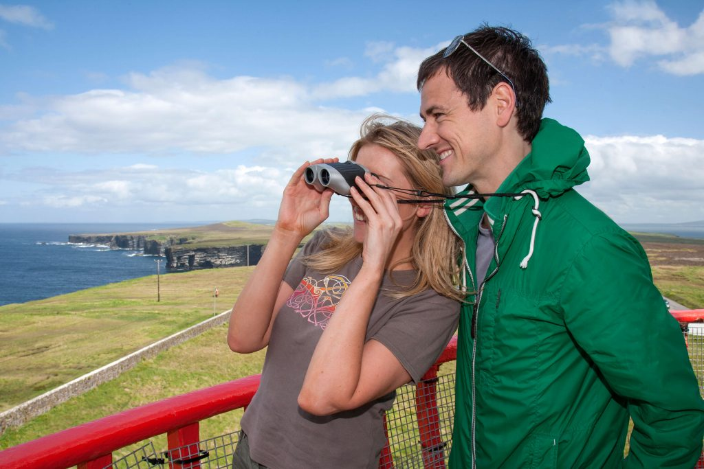 Romantic Places in Ireland | Loop Head Lighthouse