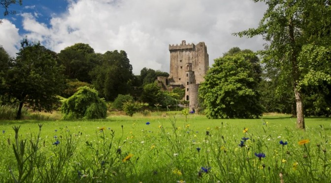 Amazing Drone Footage of Blarney Castle & Grounds