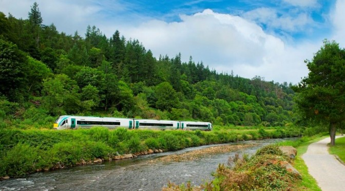 Introducing Ireland by Rail