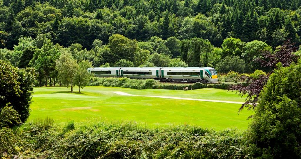 train tours of ireland