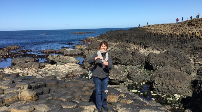 AN IN-DEPTH REVIEW : NORTH OF IRELAND KNITTING & CRAFT TOUR
