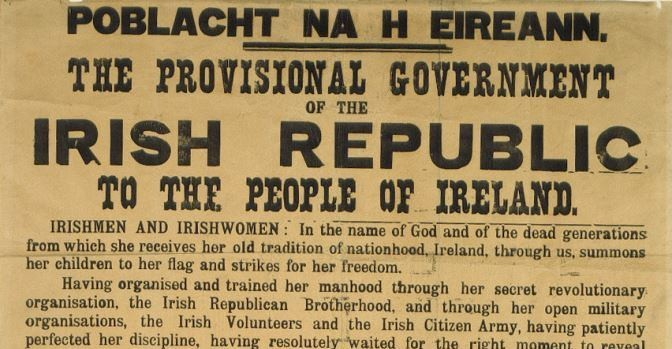 The 1916 Easter Rising: Places to Visit & 2016 Centenary Celebrations