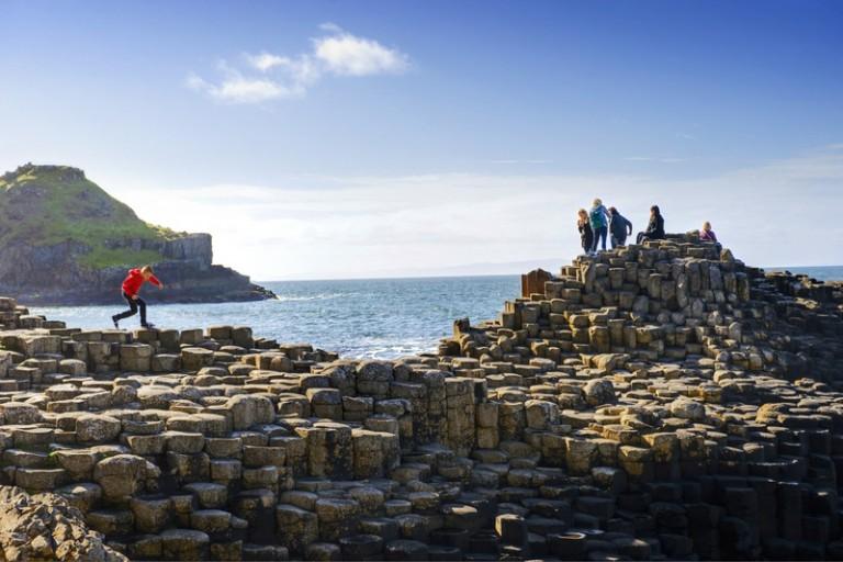 Giant's Causeway, Causeway Coast, Northern Ireland