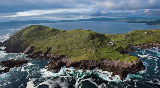 Bolus Head Arial View Ring of Kerry