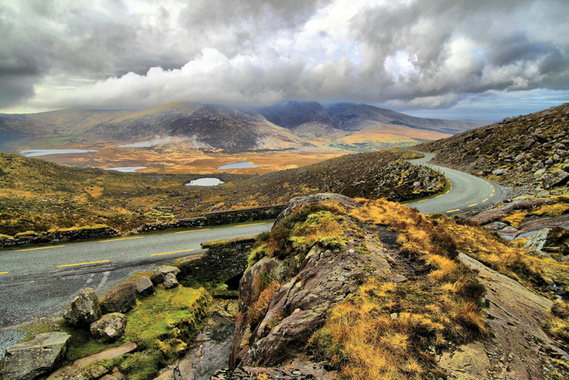View-from-Molls-Gap Ring of Kerry