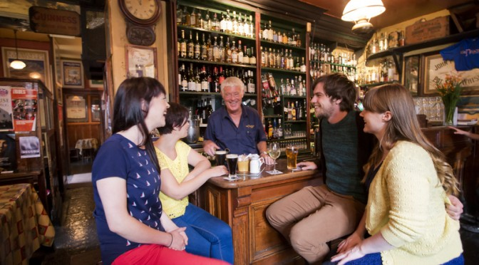 5 Places to Find Good Pubs in Ireland