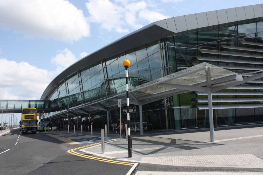 Airports in Ireland - Dublin Airport Image