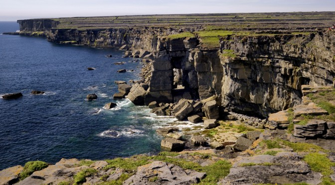 The Aran Islands Inismore (Inis Mor)