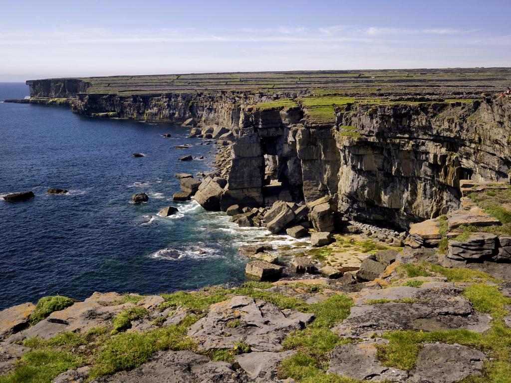The Aran Islands Inismore (Inis Mor)