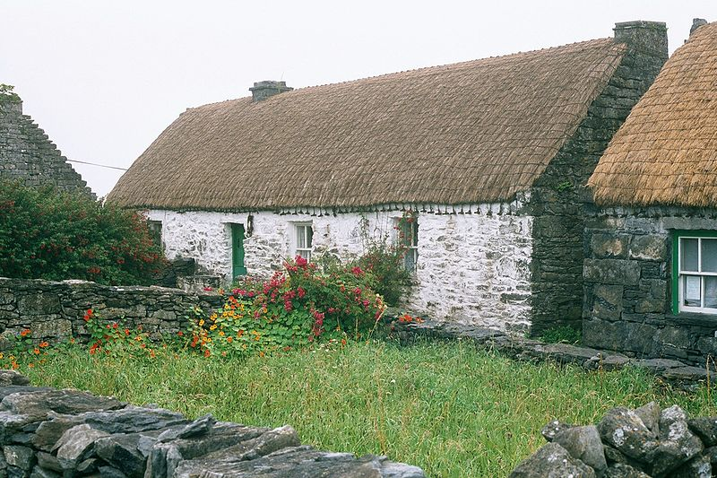 Teach Synge - Inismaan- Aran Islands