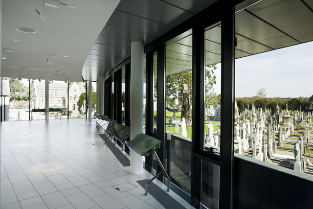 Things to do in Dublin -Glasnevin Museum Interior