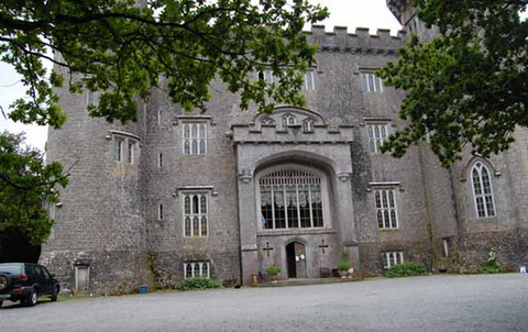 7 Ghosts to visit in Ireland - Charleville_Castle,_Tullamore,_Co_Offaly_-_geograph.org.uk_-_1357659 1