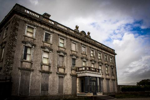 7 Ghosts to visit in Ireland -Loftus hall 1