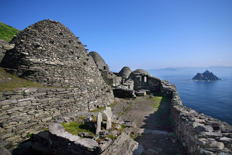 Skellig Islands Hut