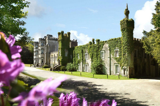 Castles in ireland to Stay In - Ballyseede Castle Hotel