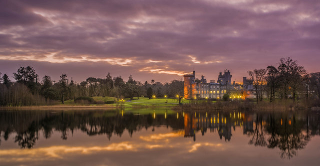 Castles in ireland to Stay In - Dromoland Castle
