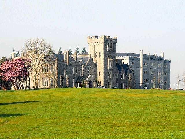 Castles in ireland to Stay In - Kilronan Castle