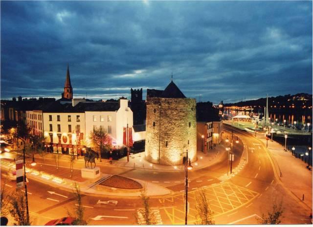 Reginalds Tower Waterford Ireland