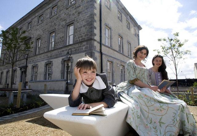 Bishop Palace Museum Waterford, Ireland
