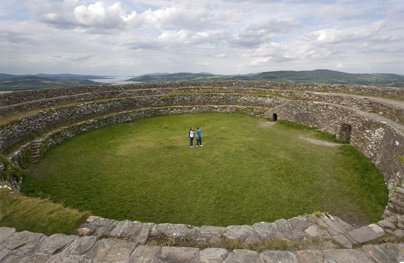 Grianan of Aileach - Top Things to do in Donegal