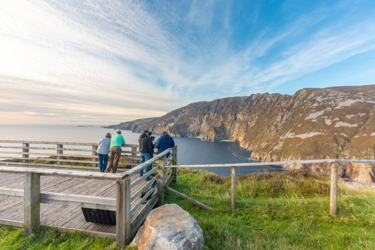 Slieve League - Top Things to do in Donegal