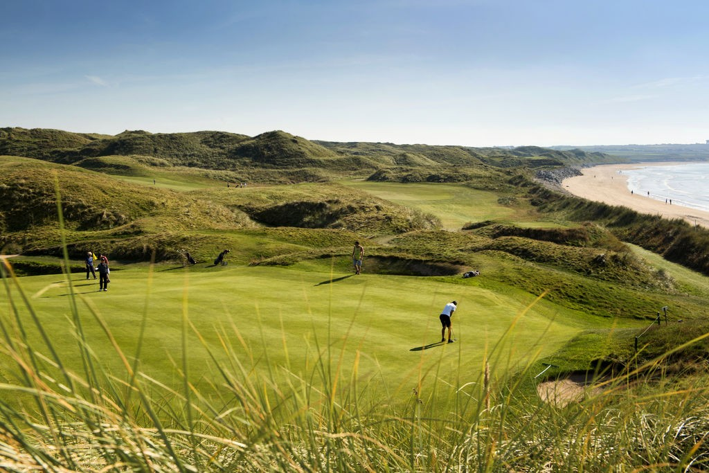 Ballybunion - Love Golf? Ireland has some amazing golf courses