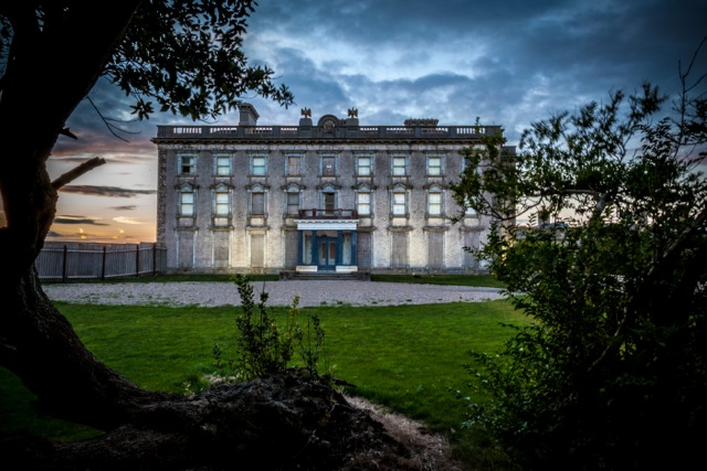 Loftus Hall - Halloween in Ireland