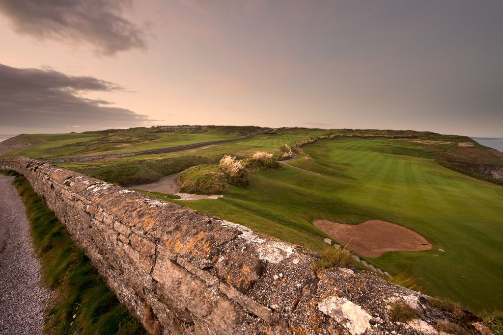 Old Head of Kinsale - Love Golf? Ireland has some amazing golf courses