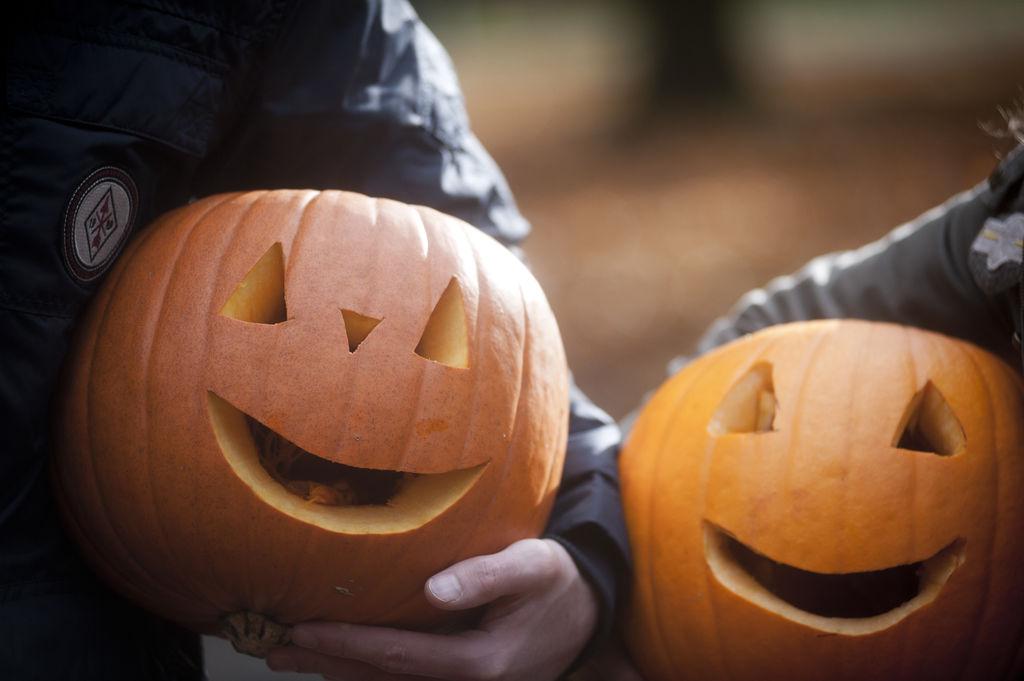 Jack O Lantern - Halloween in Ireland