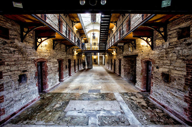 Cork City Gaol - Top Things to do in Cork