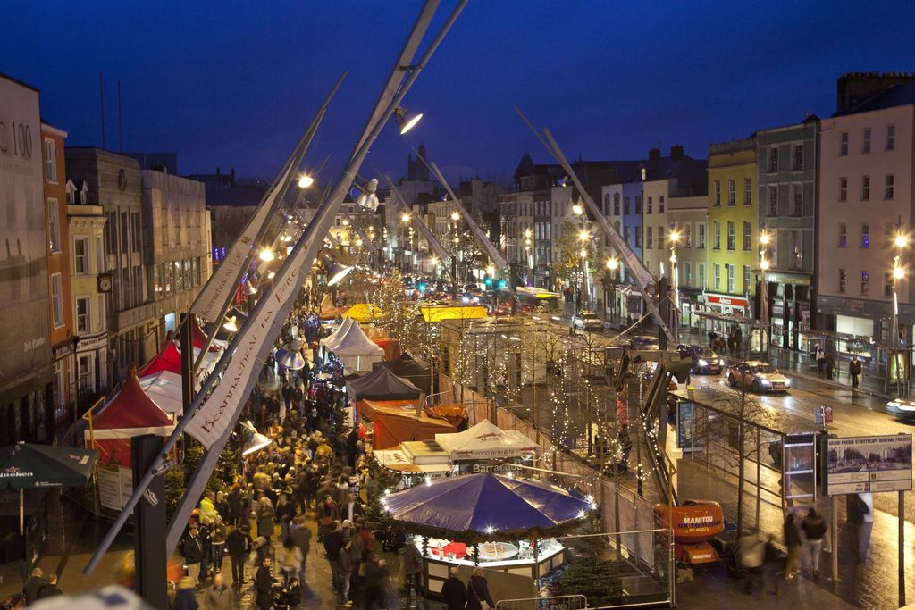 Glow Cork - Top 6 Christmas Markets in Ireland