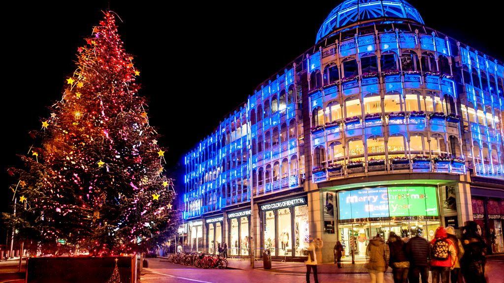 Dublin - Top 6 Christmas Markets in Ireland