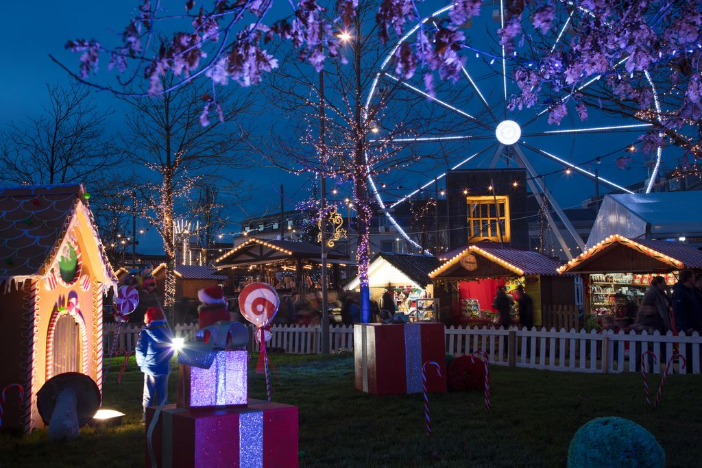 Galway Christmas Market - Top 6 Christmas Markets in Ireland