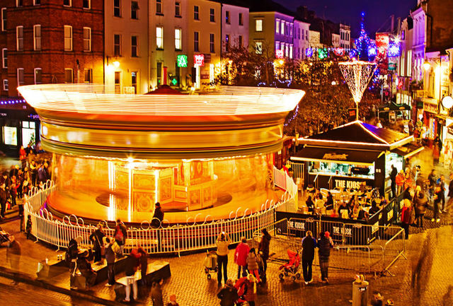 Waterford Winterval - Top 6 Christmas Markets in Ireland