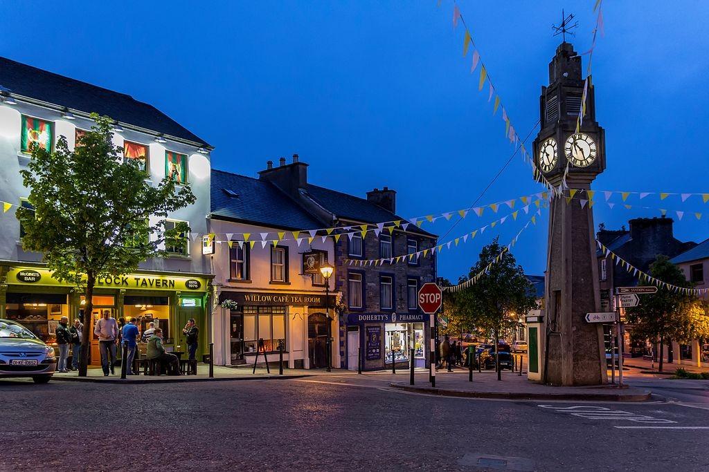 Westport Town Centre