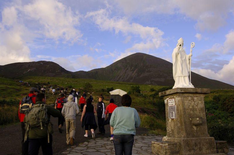 Pilgrimage to Croagh Patrick