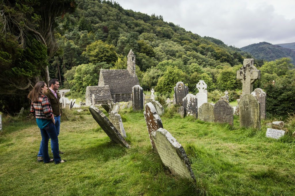Glendalough National Park - Ireland's Ancient East