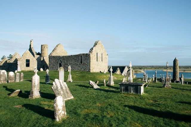 Clonmacnoise Ireland's Ancient East