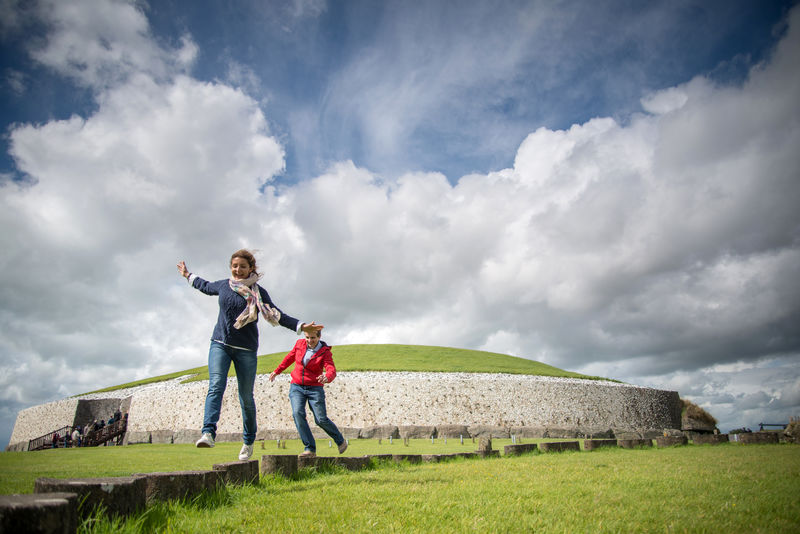 Newgrange Ireland's Ancient East