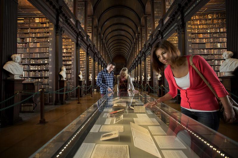 Trinity College - Ireland's Ireland East