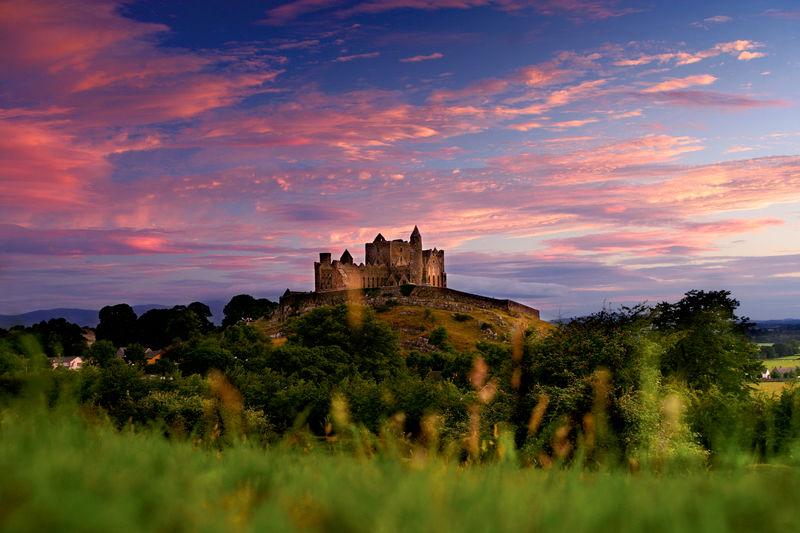 Rock of Cashel Ireland's Ancient East