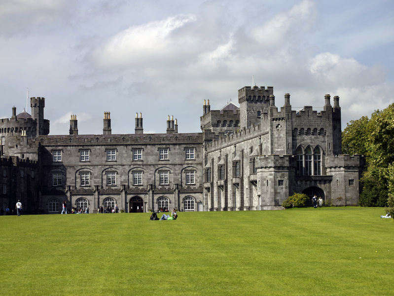 Kilkenny Castle Ireland's Ancient East
