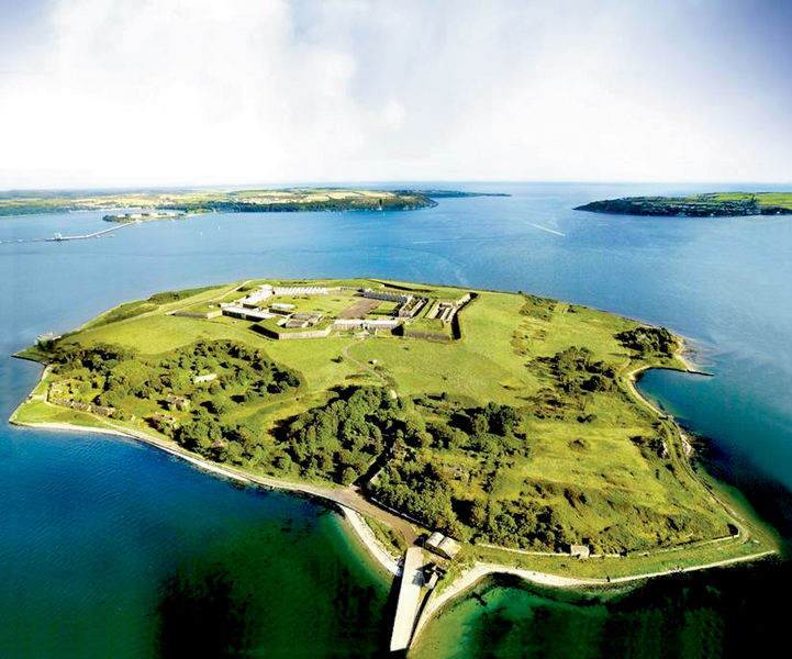 Spike Island - Ireland's Ancient East