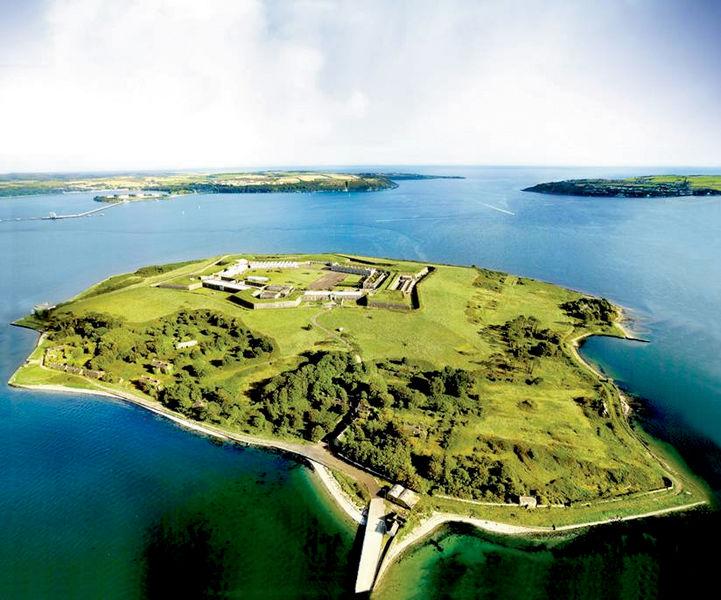 Spike Island - Ireland's Ancient East