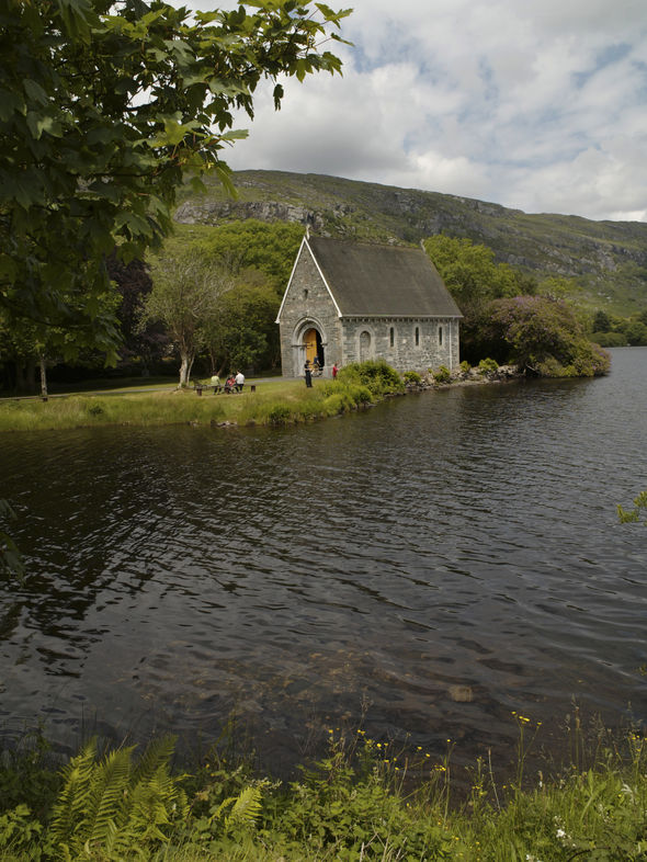 Romance Places in Ireland