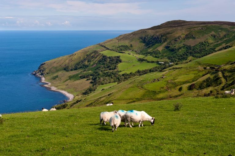 Romance Places in Ireland to Visit