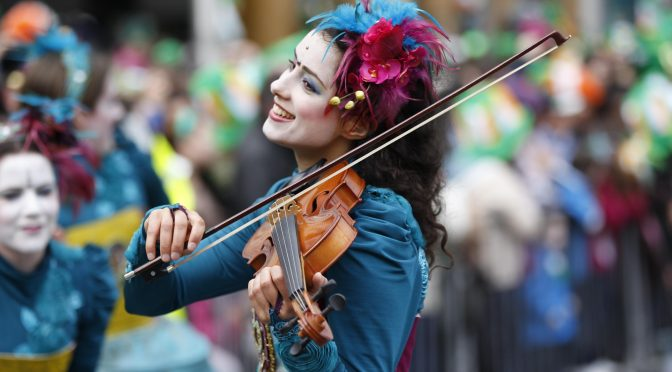 10 of the Best Place to enjoy St Patrick's Day in Ireland 2019